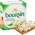 Can dogs eat Boursin cheese?